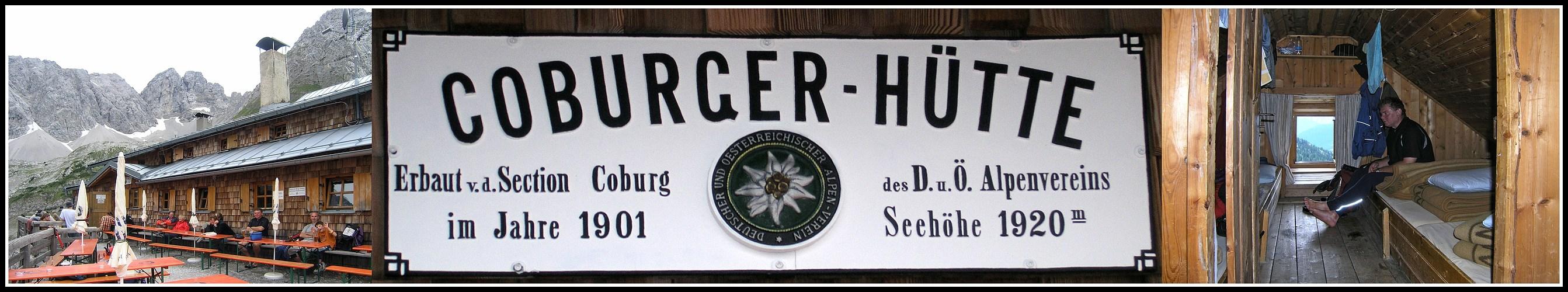 Coburger-Hütte