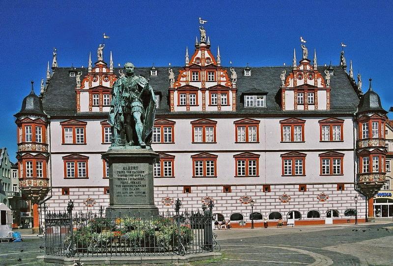 Coburger Rathaus