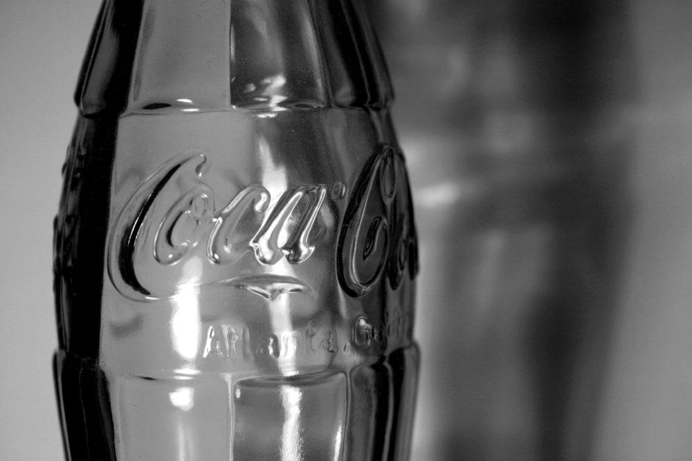 Coca-Cola Flasche