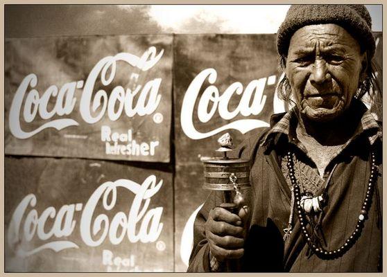 Coca-Cola statt Buttertee?