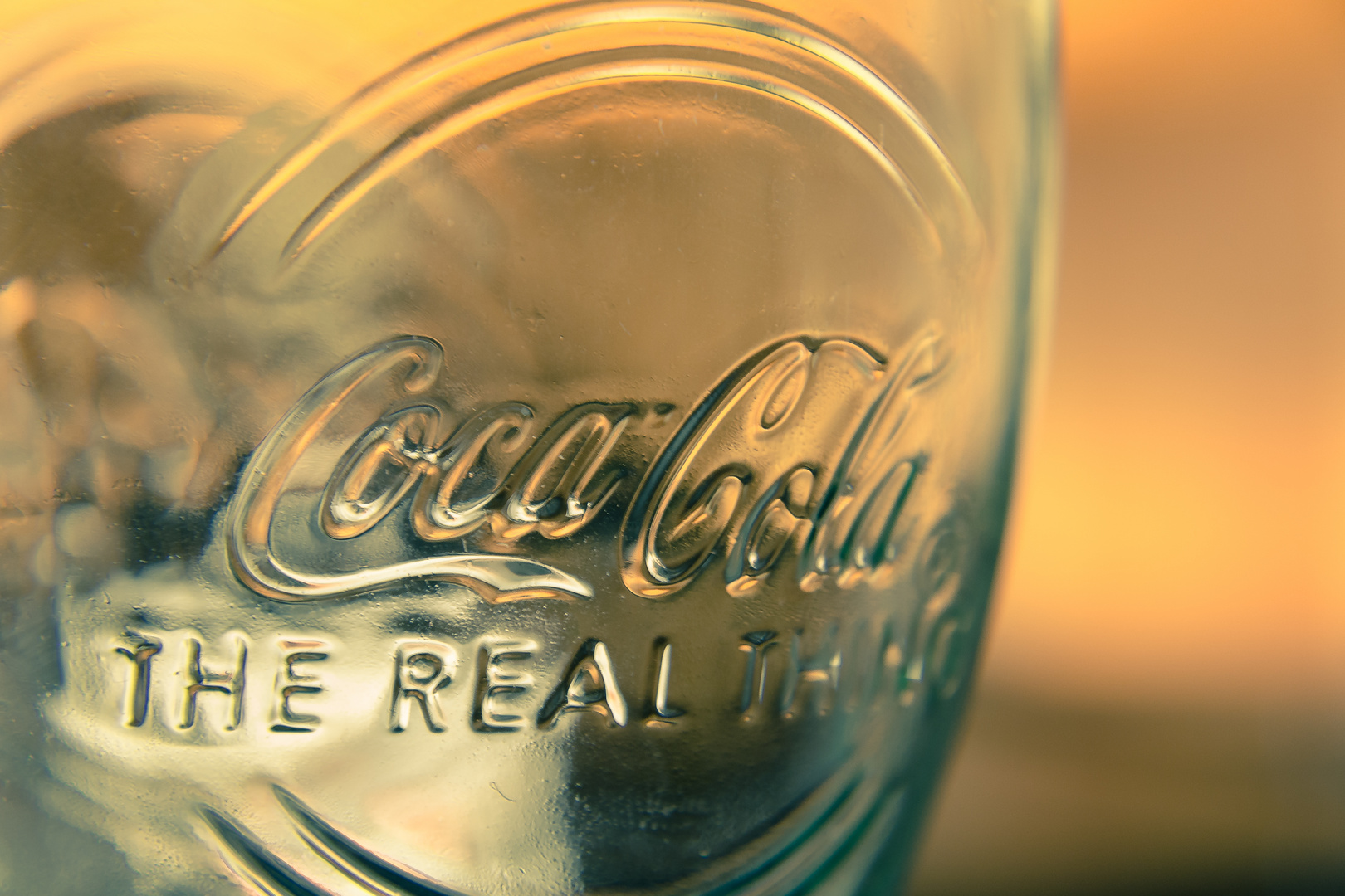 Coca Cola THE REAL THING