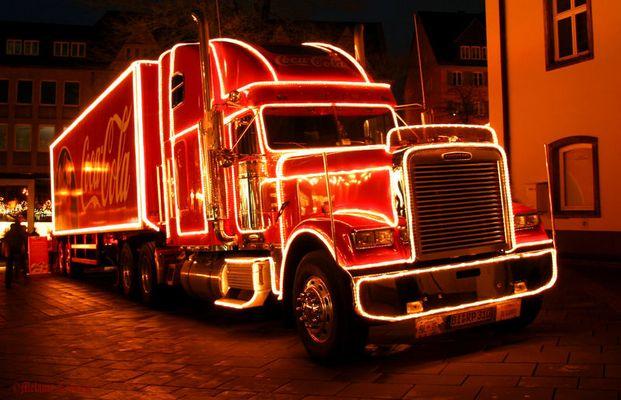 Coca Cola Truck Siegen