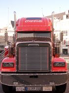 CocaCola Truck front