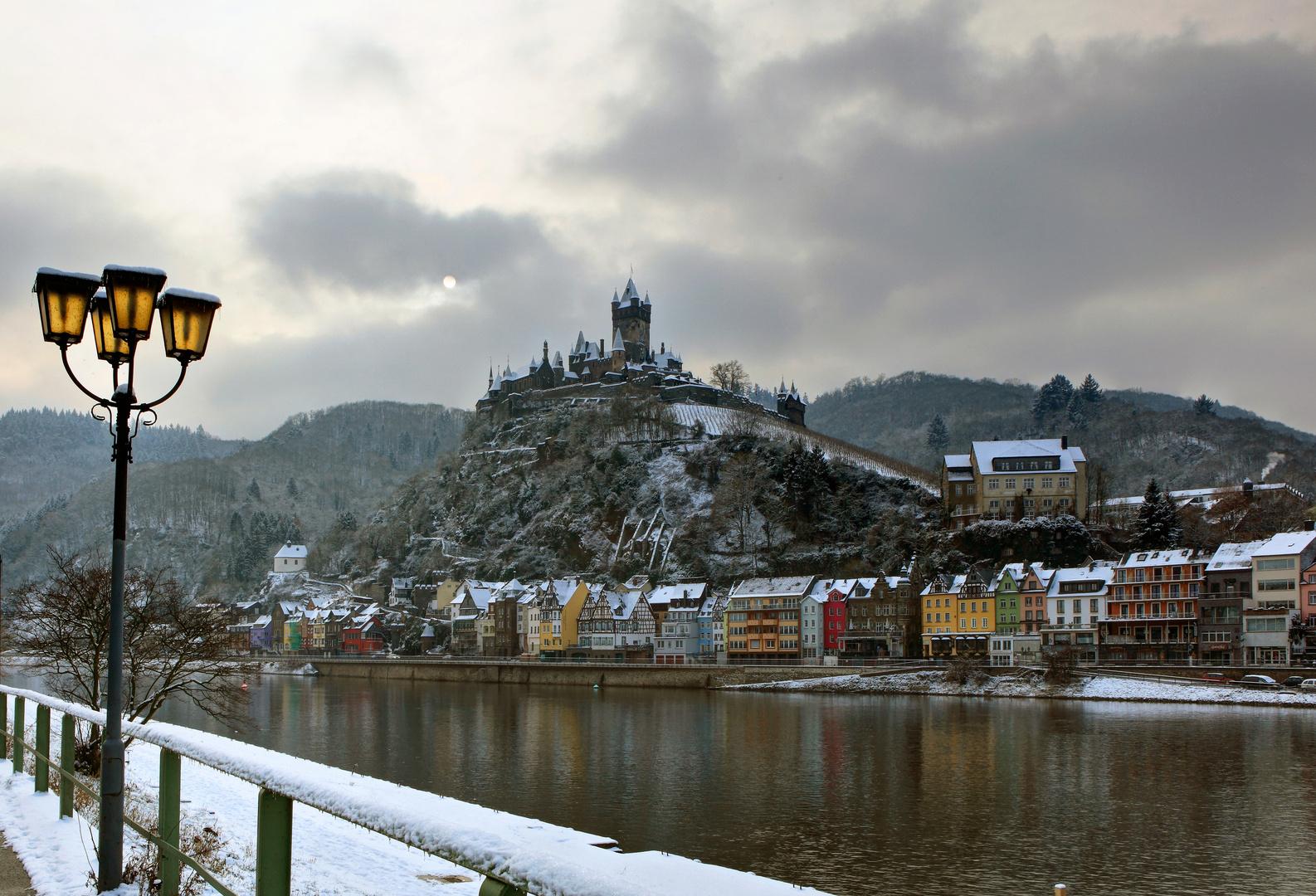 Cochem im Winter