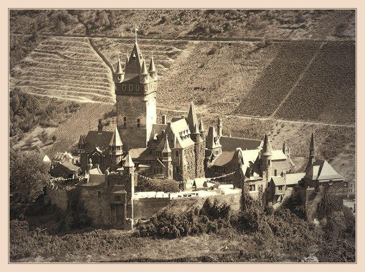 Cochem - Schloß