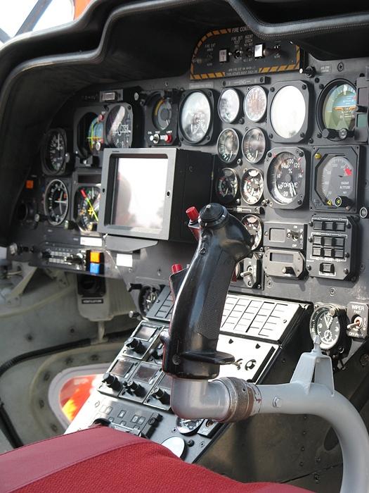 Cockpit BK-117