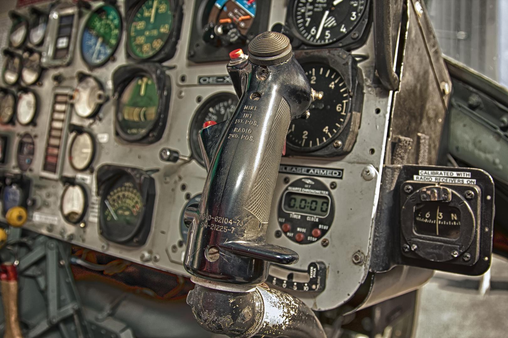 cockpit ...