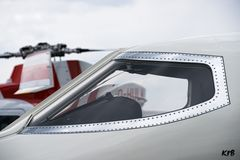 Cockpit-Fenster
