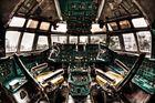 Cockpit flugzeug il 62