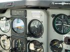 Cockpitimpressionen