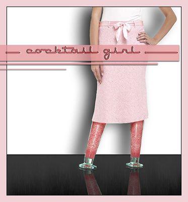 |______cocktail girl__|