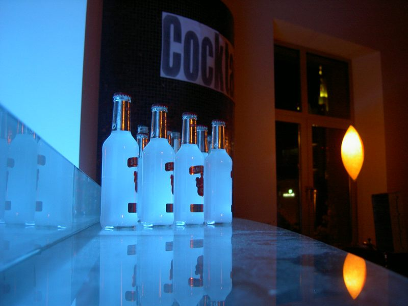 cocktails in Frankfurt