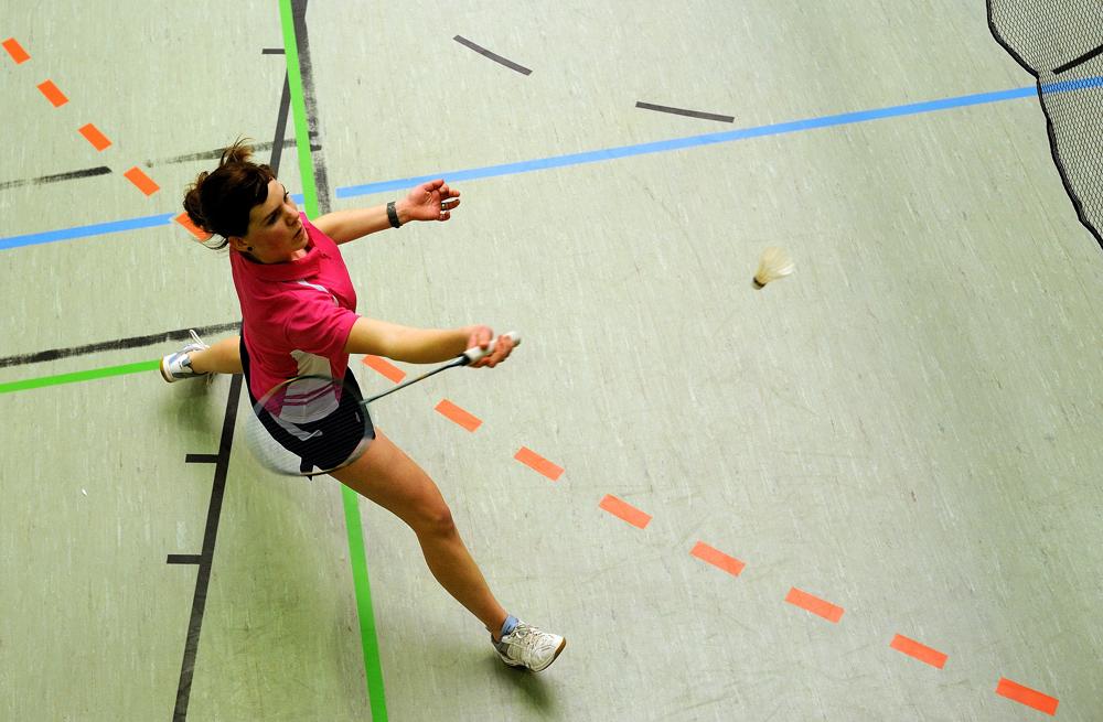 Coco @ Badminton