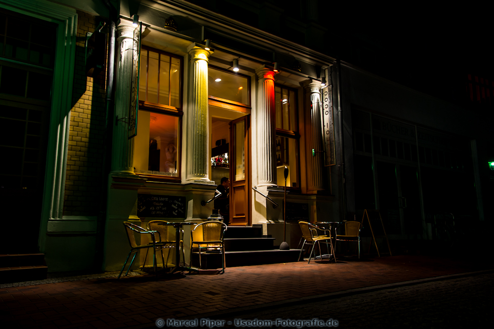 CoCo Lounge in Heringsdorf