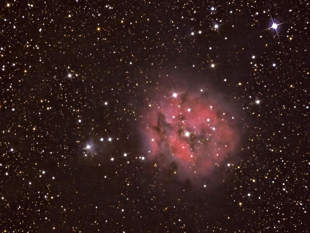 Cocoon Nebel IC 5146