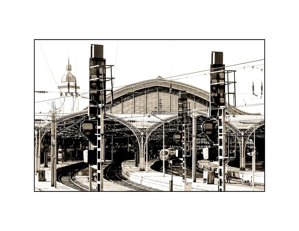 Cöln Centralstation
