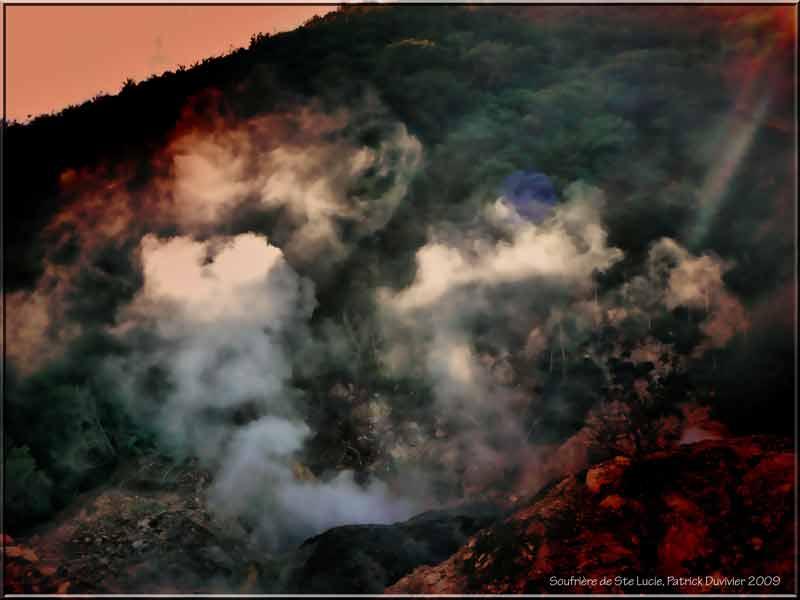 Coeur du volcan