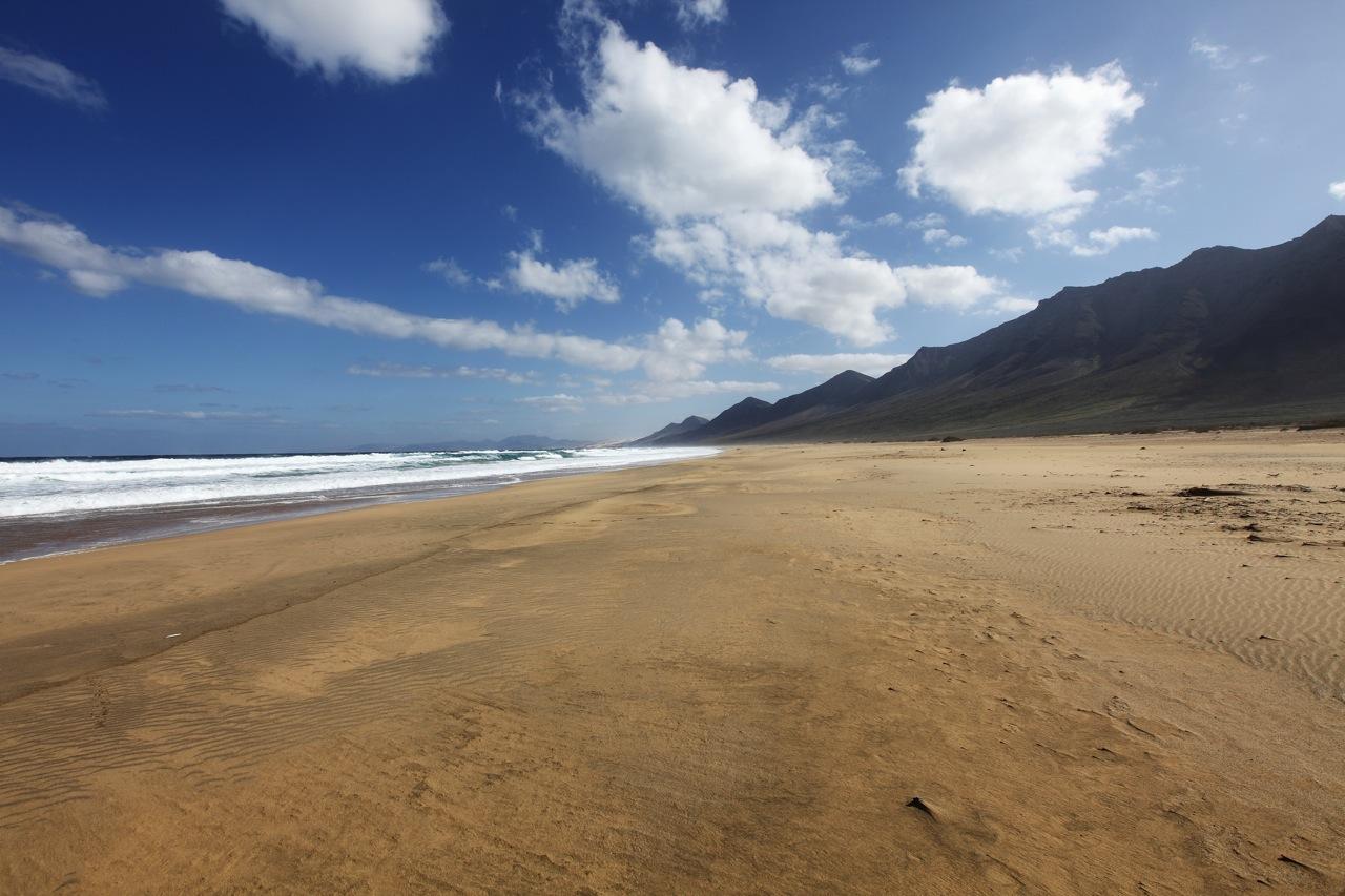 Cofete auf Fuerteventura