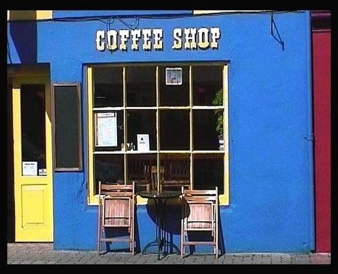 Coffee auch im Freien