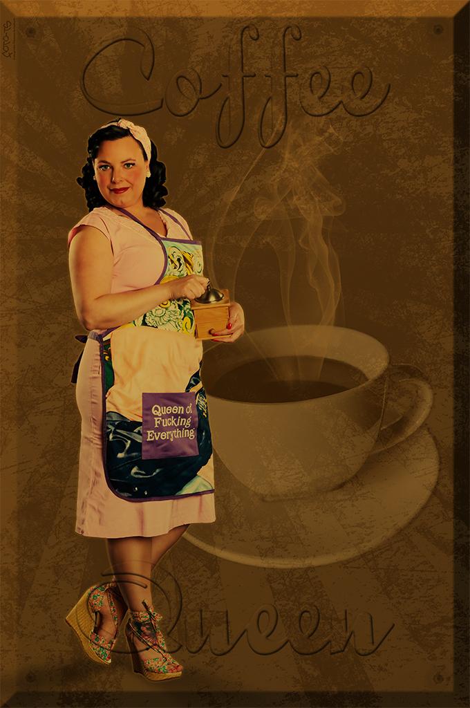 -=Coffee Queen=-