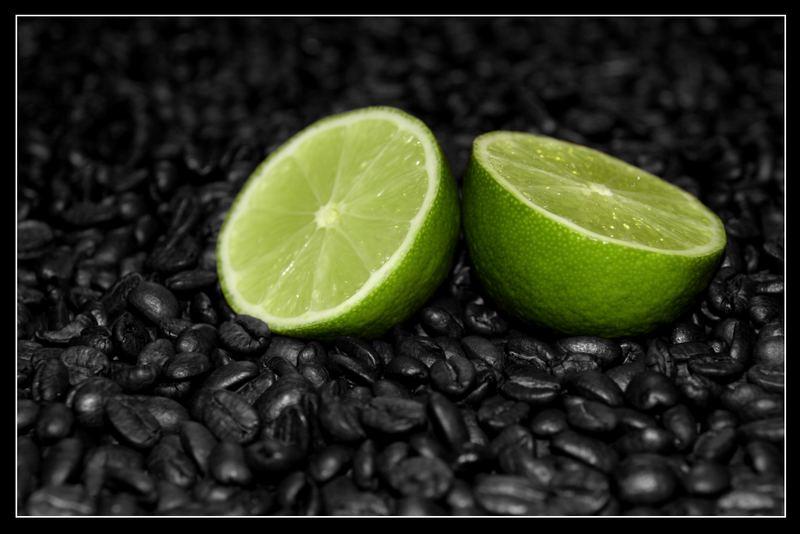 ...coffee...(II.)