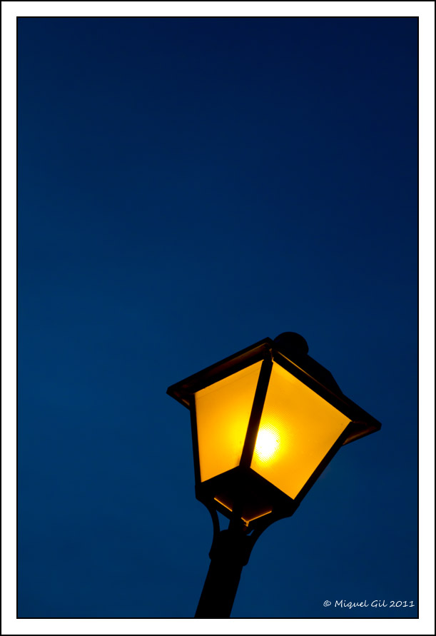 Coge mi luz