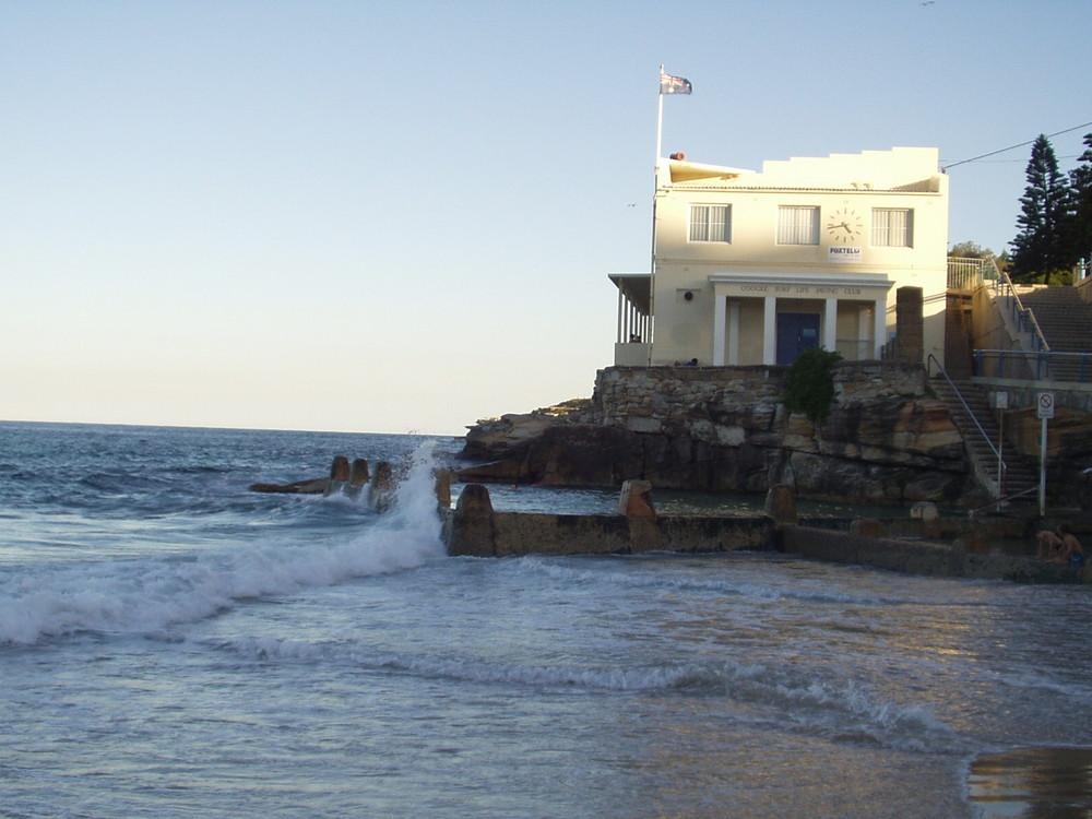 Cogee Beach