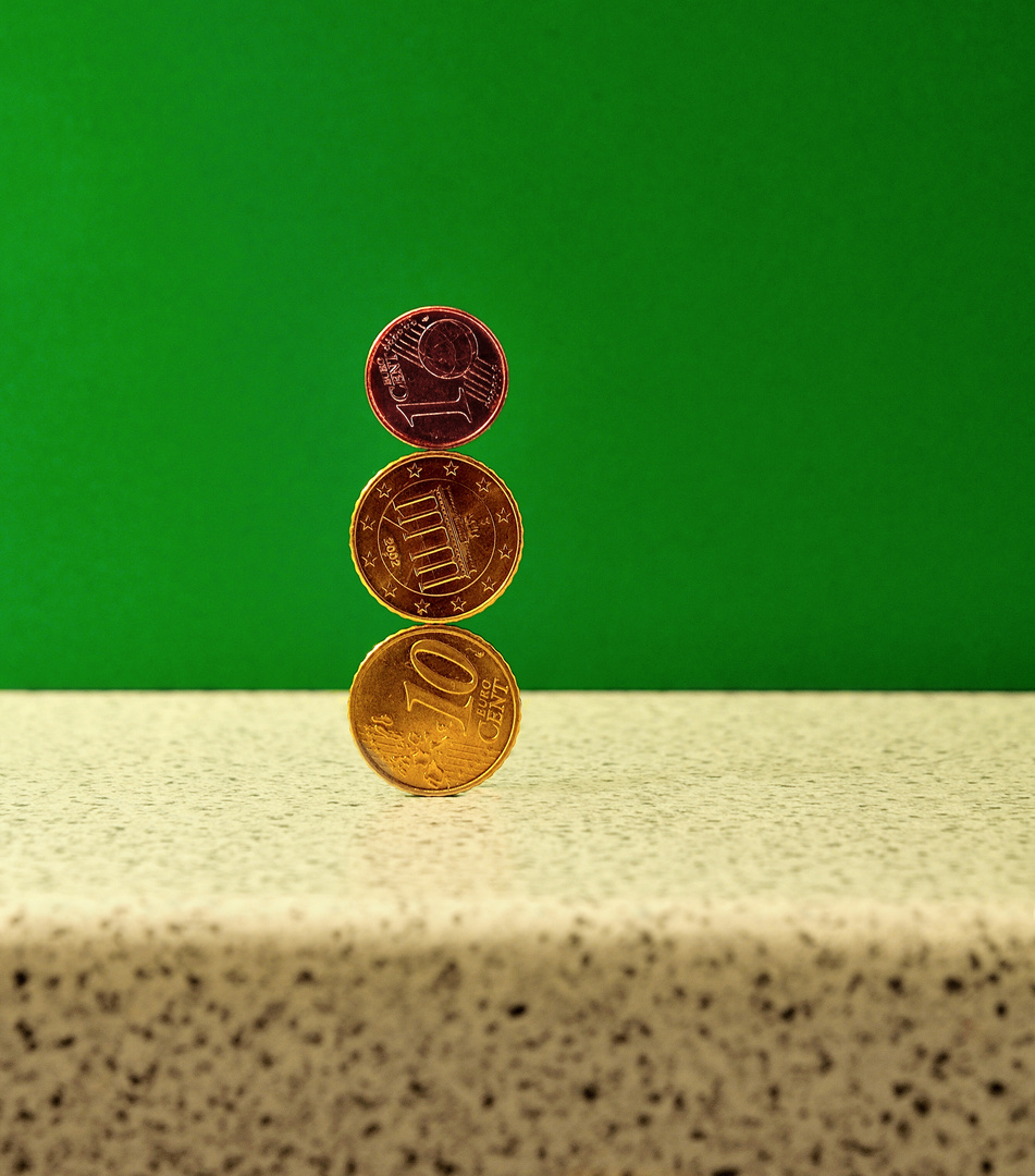 Coins in Balance
