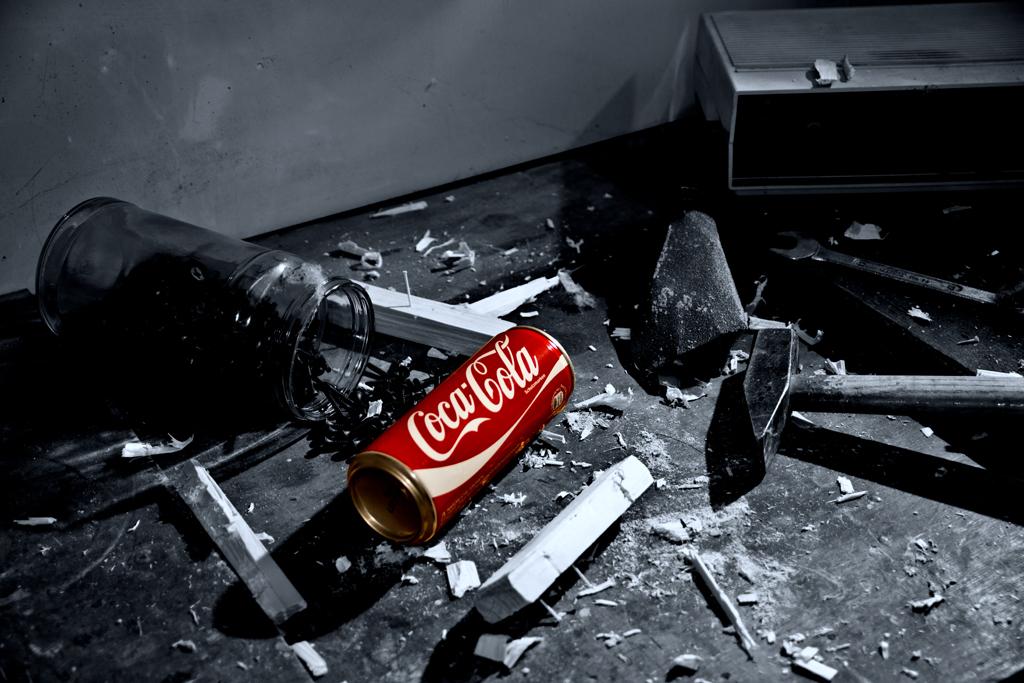 Coke at Work