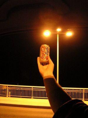Coke by Night