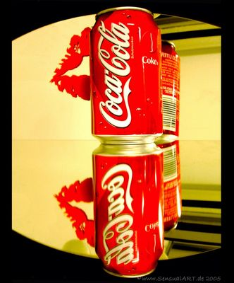 Coke - just love it...