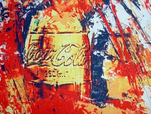 Coke mal anders