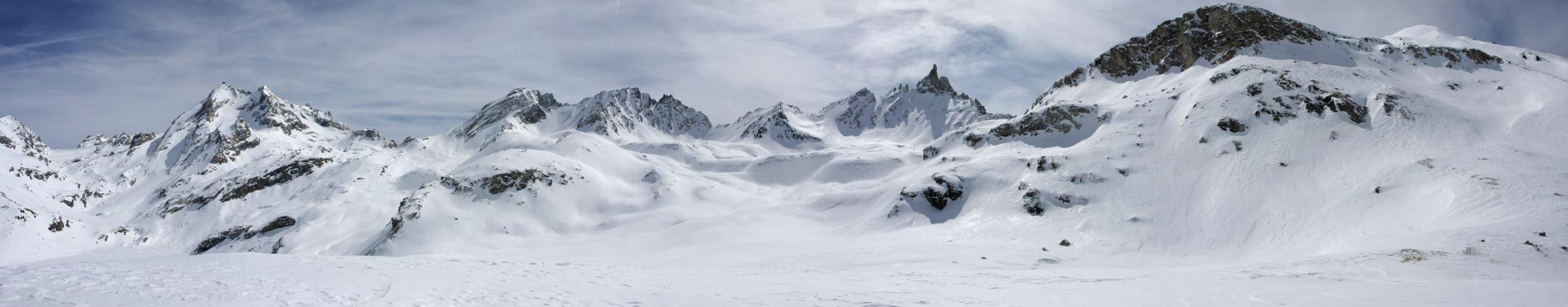 Col de la Sassière - Val d'Isère-Tignes