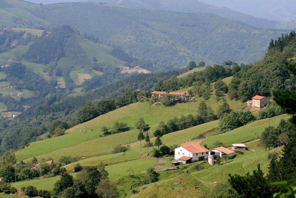 Col de Lizarietta - Pays basque espagnol