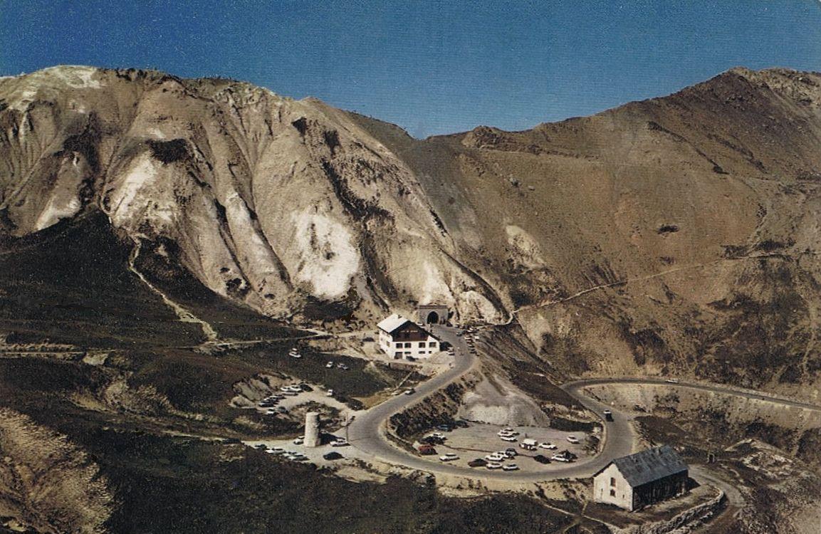 Col du Galibier (südlicher Hang)