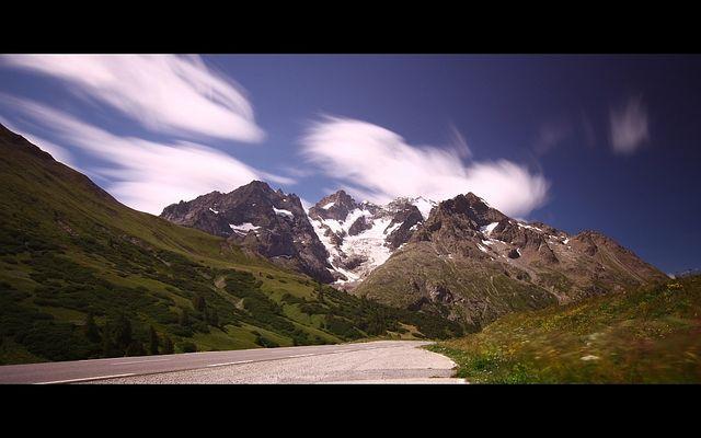 Col du Lautaret (2000m)