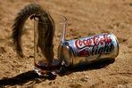 Colawerbung oder einfach nur Durst ?