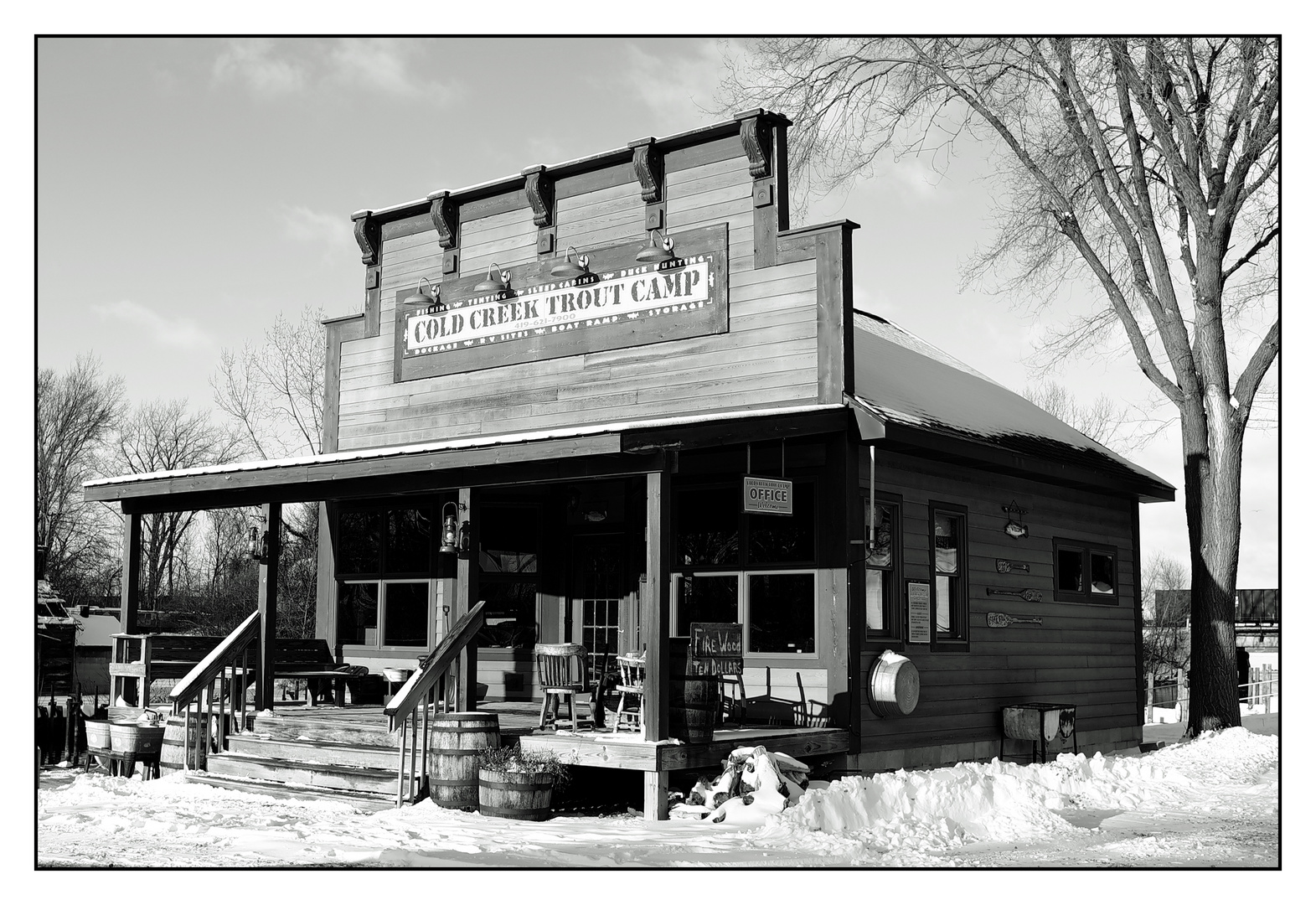 Cold Creek Trout Camp