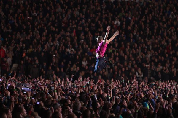 Coldplay in Hannover 2012 :-)