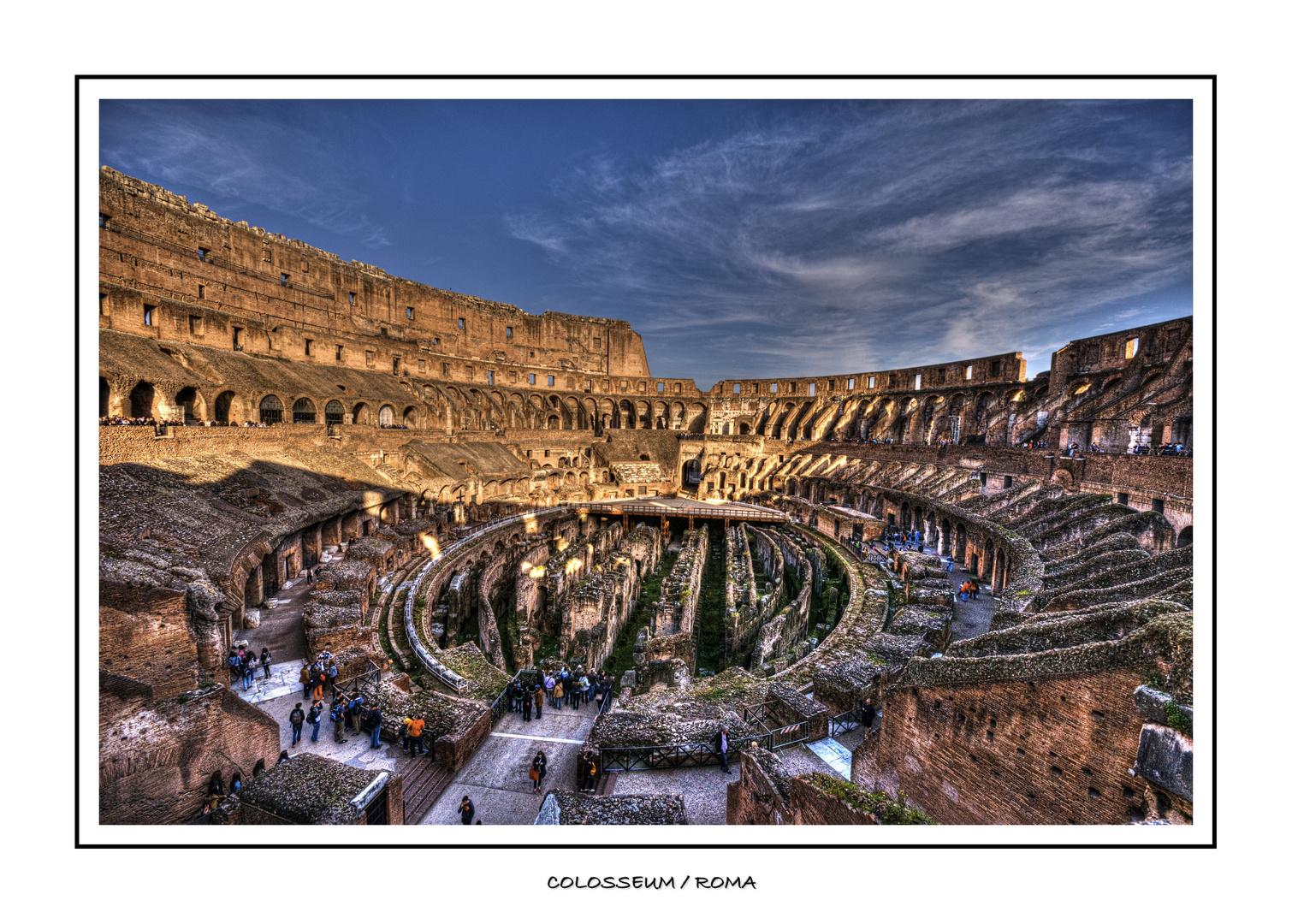 COLESSEUM / ROME