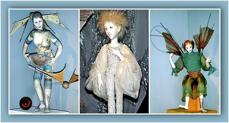 """Collage 10 zum Thema """"Puppen"""""""