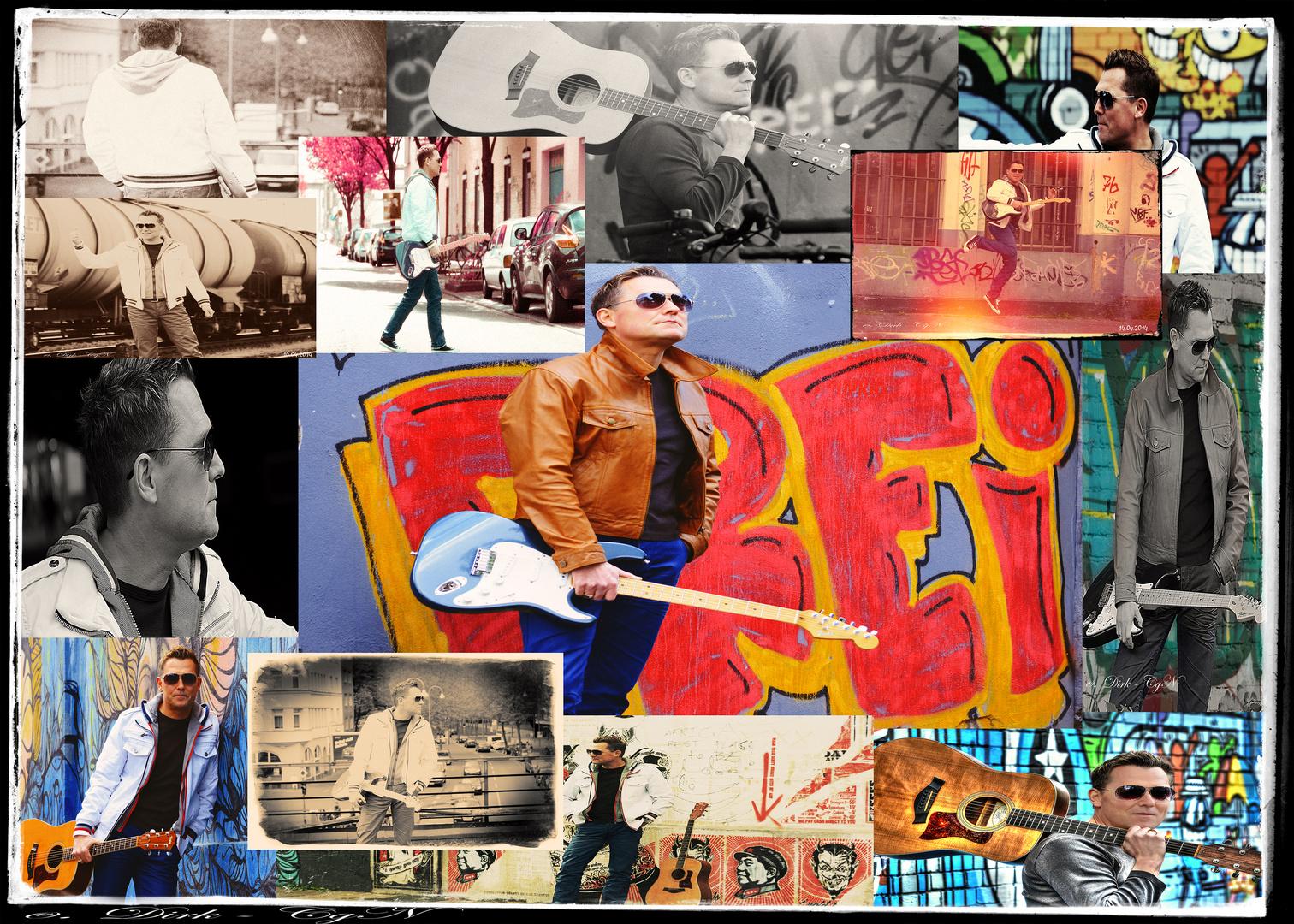 Collage Frank Henseler