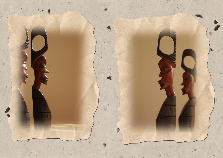 Collage Mitbringsel