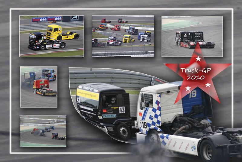 Collage vom Truck GP-2010