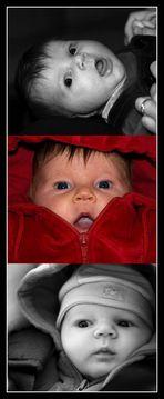 Collage von Johanna