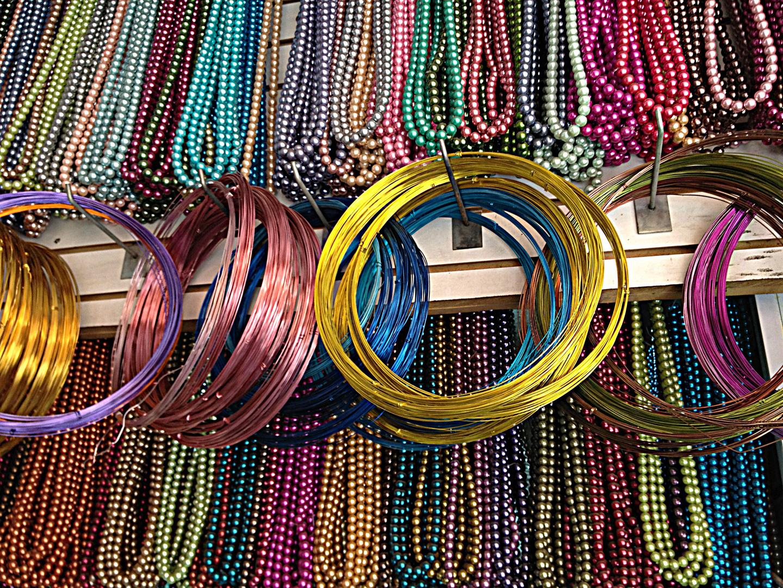 Collares y colores