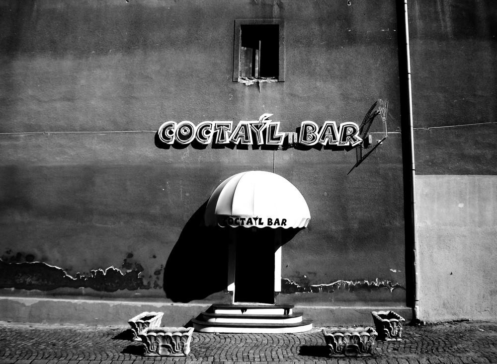 Collateral Bar in Osijek/ Kroatien