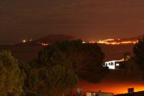 Collioure et le Cap Béar