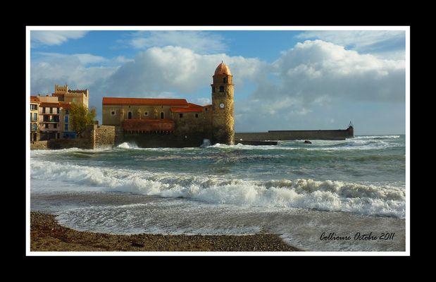 Collioure Octobre 2011