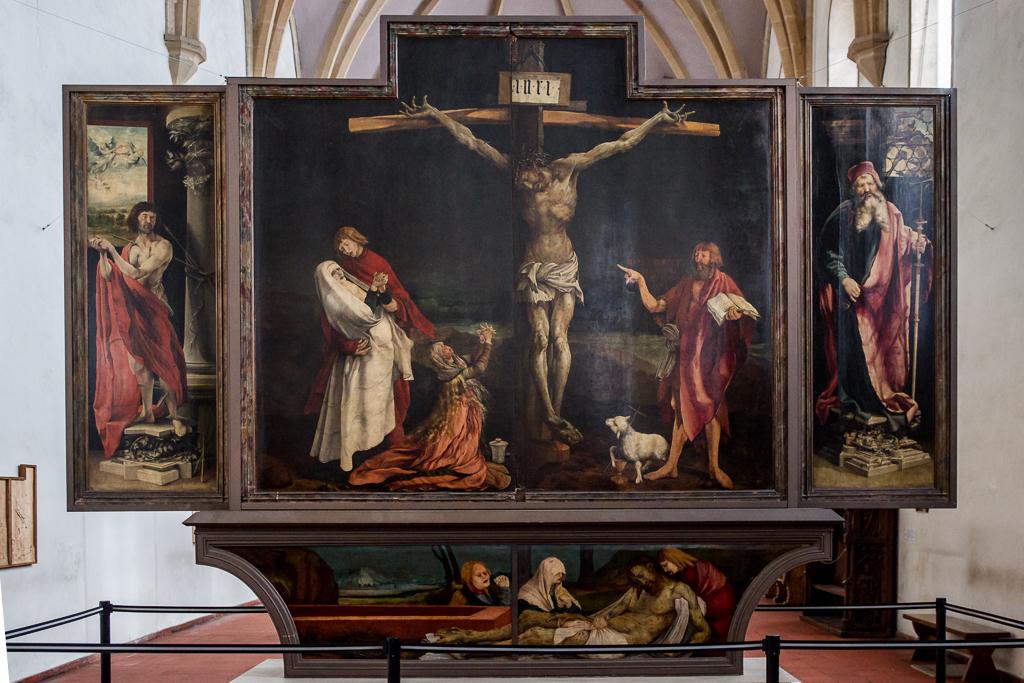 Colmar, Isenheimer Altar